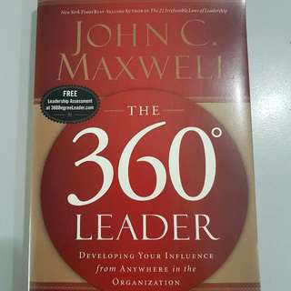 360 Leader By John Maxwell