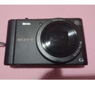 Sony WX350 compact camera