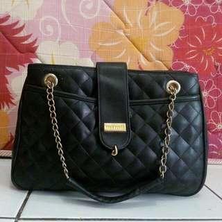 Pre❤Private Black Bag