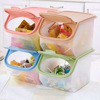 Stackable Food Storage Container