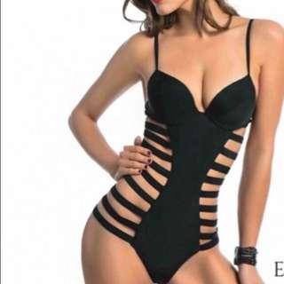 Bikini Hot Stripes / Swimsuit / Baju Renang