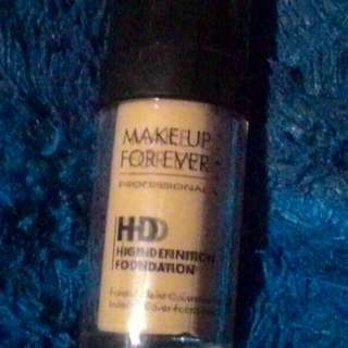Foundation Make Up For Ever HD MUFE