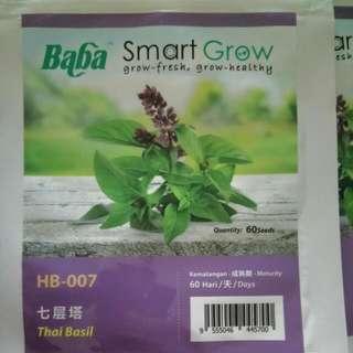 Thai Basil Seeds