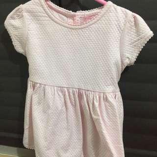 Gingersnap Baby Dress (6-9 months)