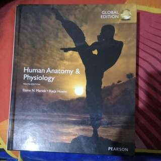 Human Anatomy And Physiology Textbook