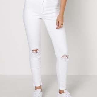 Ziggy Mid Super Duper Skinny Jeans