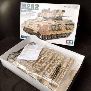 Tamiya M2A2 ODS Tank