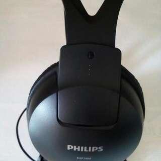 Kualitas Audio Bertenaga Philips Headphone SHP 1900