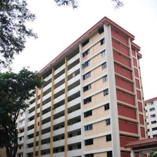 2+1 Blk 332 AMK Aircond Full Furnished 1st July $1700