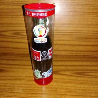 2002世界盃~韓版可樂 1 支