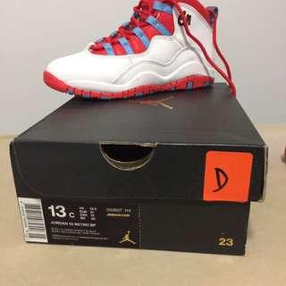 Kids Size 13 Jordan's