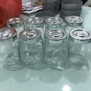 IKEA GLASS JAR, Rajtan