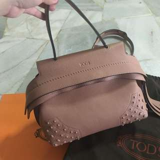 NEW Tods Wave Bag