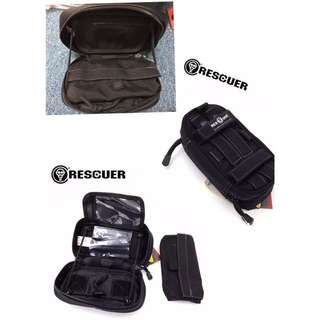 BNIP Rescuer Magic Tactical Molle Pouch ( Black )