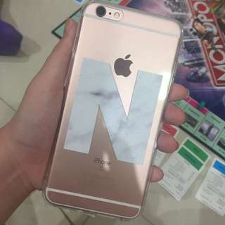 Case Marble iPhone 6+