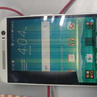 HTC M8 With Broken LCD