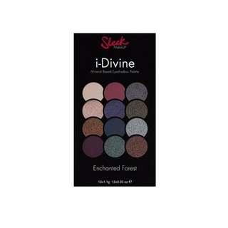 Sleek I-Divine Eyeshadow Pallete