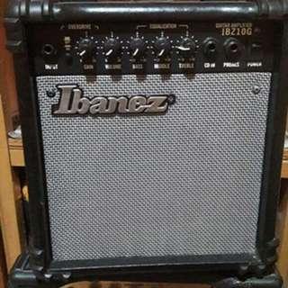 Guitar Amplifier IBANEZ