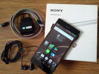 Sony Xperia Z3 Copper
