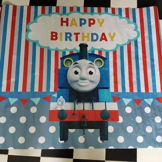 Thomas & Friends Poster/Backgound Display/Scene Setter/Wall Decoration