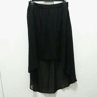 Authentic FOREVER 21 High-low Skirt