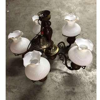 Antique Design Chandlier Lights