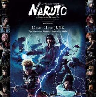 Live Spectacle NARUTO - Song of the Akatsuki