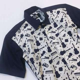 Rock&Roll Short Sleeved Polo