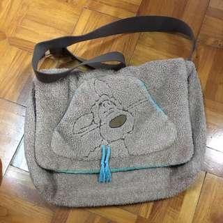NICI Fur Sling Bag