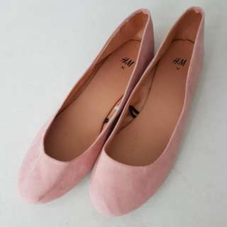 Brand New Nude Pink H&M Shoes