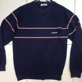 Adidas Orginal Sweater Blue
