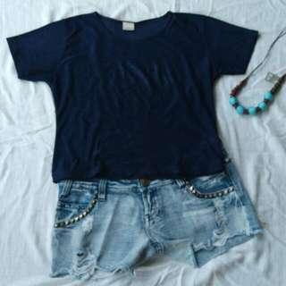 Kaos Navy (Tshirt)
