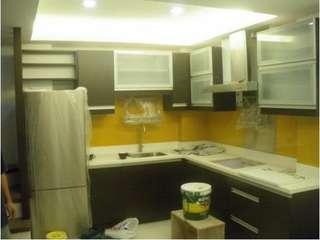 We do Custom Made Kitchen Cabinet