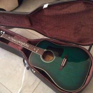 Marina Electric Guitar(Negotiable)