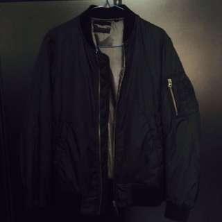 uniqlo bomber jacket
