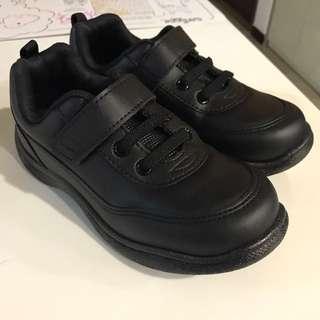 Brand New Black School Shoes Length Is 22cm