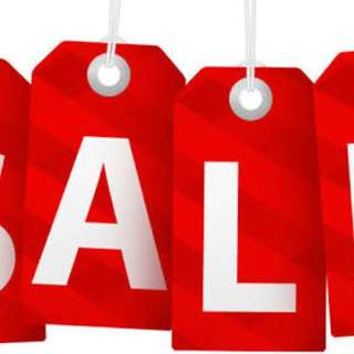 Sale On All Preloved Clothes