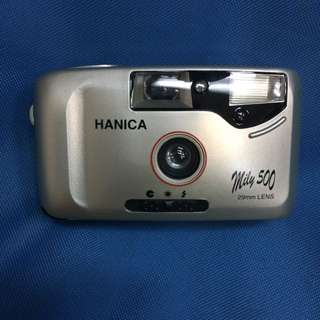 Hanica 35mm Film Camera