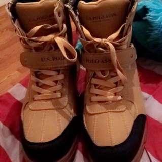 Polo Boots Waterproof