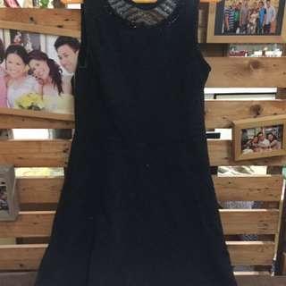 Pull & bear dress black