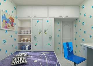 We Offer Budget Friendly Interior Design Services for Your Kids Room