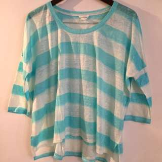 Club Monaco Top - Never Worn