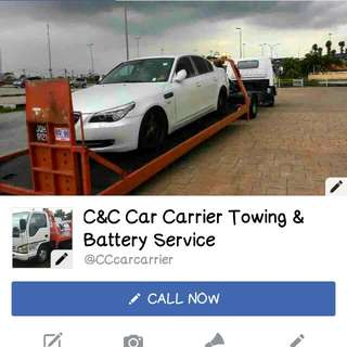 C&C Car Carrier Towing Service