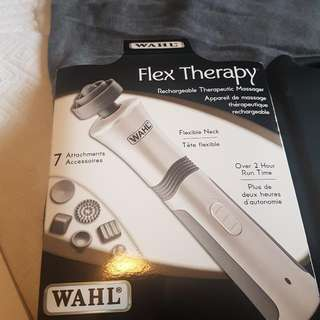 Wahl Flex Therapy Rechargeable Therapeutic Massager