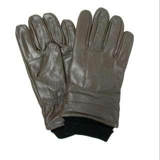 Universal Traveller Women Leather Gloves w/ Fur Lining