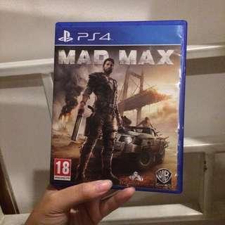 PS4 Mad Max (Offline)