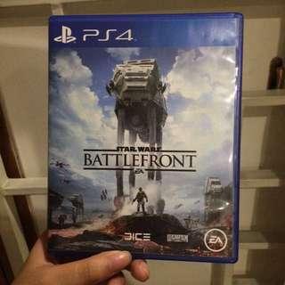 PS4 Star Wars Battle Front (Online)