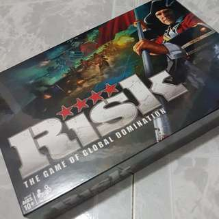 Cheapest New RISK Board Game