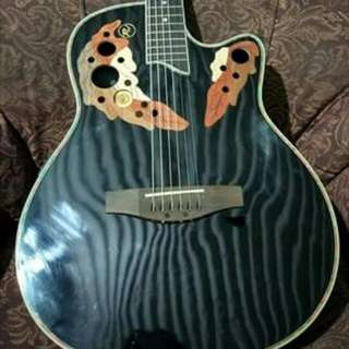 Acoustic Electric Guitar -  NEW(Bought June3, 2017)