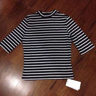Pomelo Basic Stripes Tee